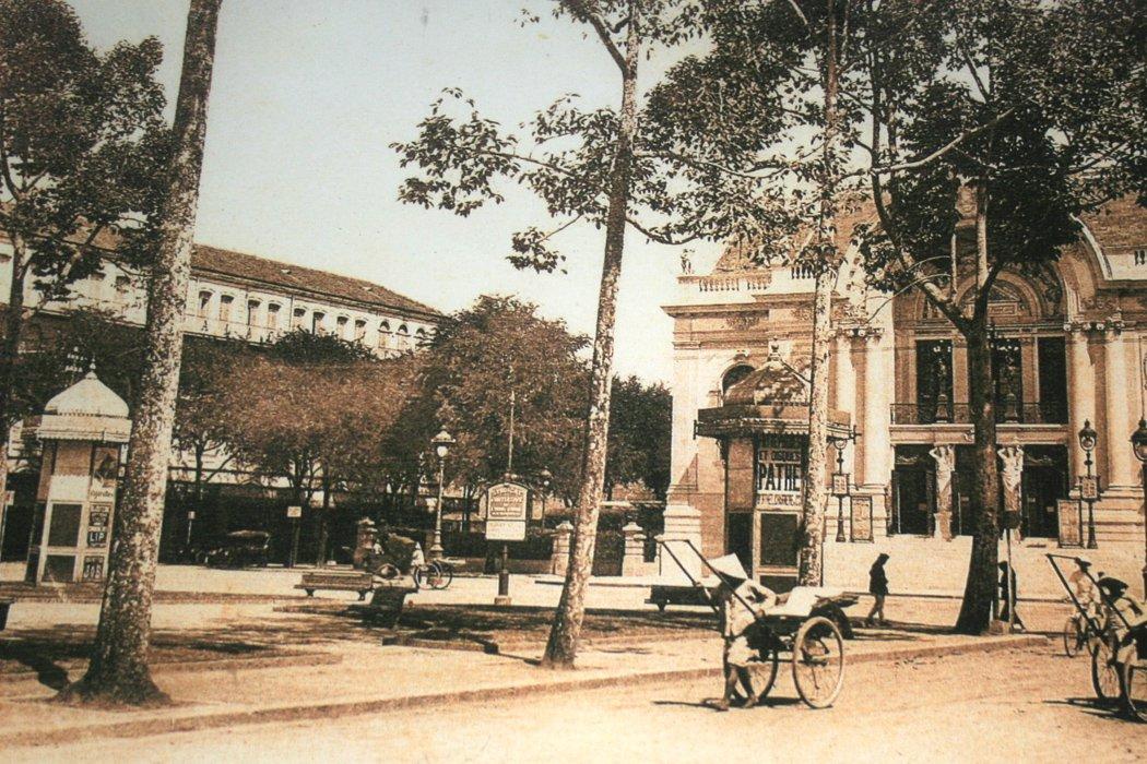 Histoire de l'opéra de Ho Chi Minh-Ville