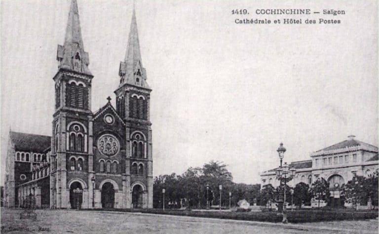 Histoire de la cathédrale notre-dame de saïgon