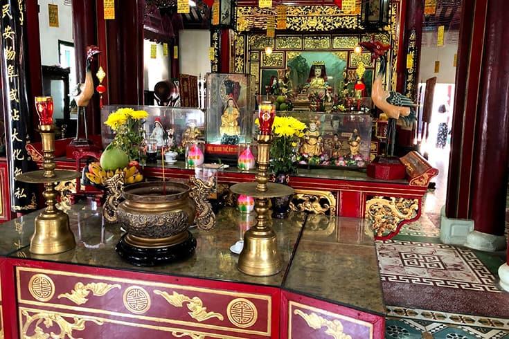 Histoire de la vieille maison de Tan Ky
