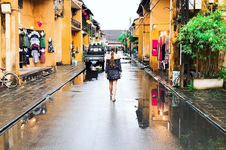 Histoire de la vieille ville de Hoi An