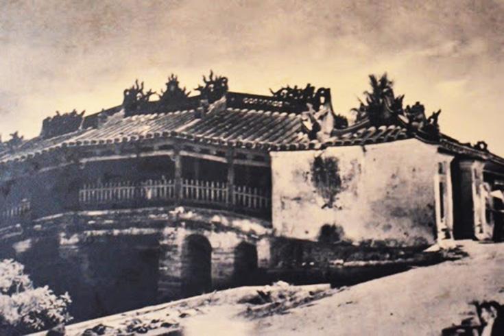 Histoire du pont couvert japonais Hoi An