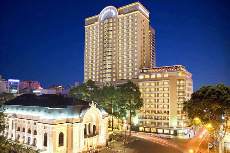 Hotel Caravelle Saigon