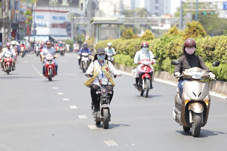 La météo Saigon selon les mois