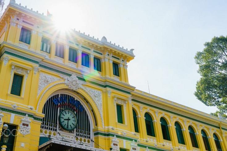 La météo de Saigon - Ho Chi Minh Ville