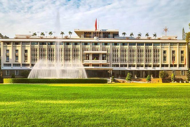Le Palais de l'Indépendance