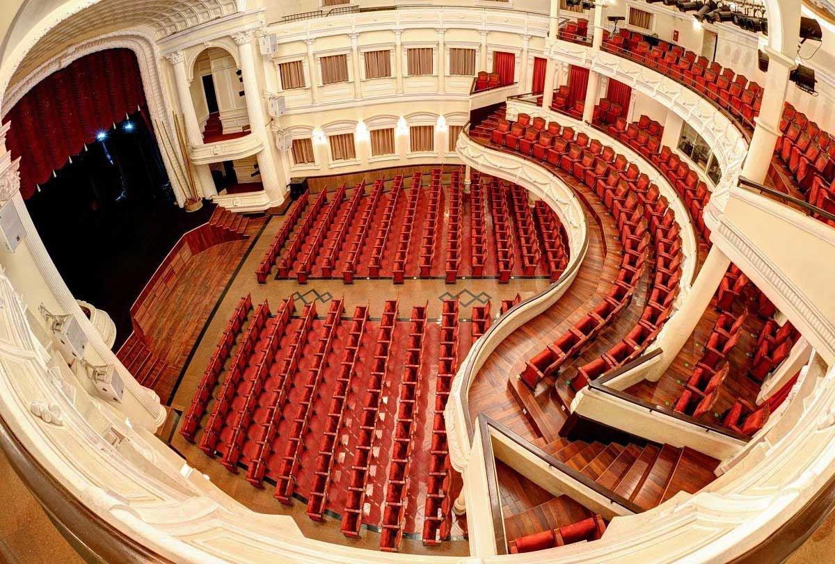 Les points forts de l'architecture de l'Opéra de Saigon
