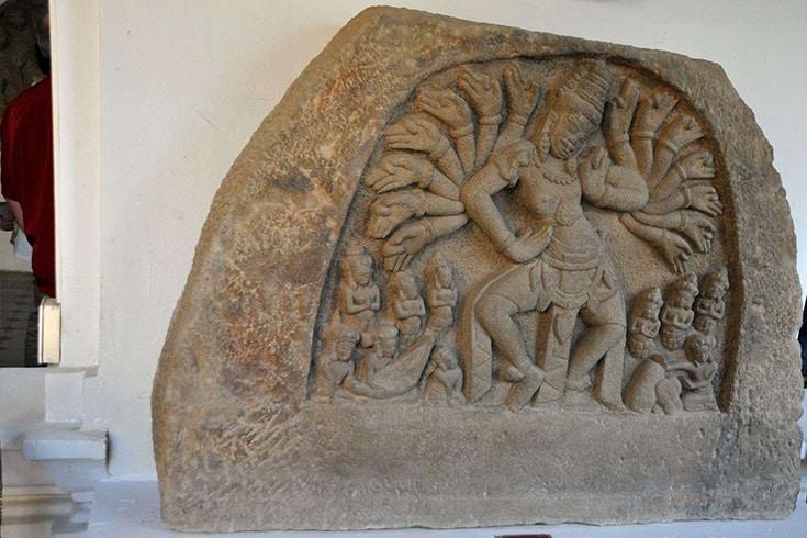 Les points forts du musée de la sculpture Cham