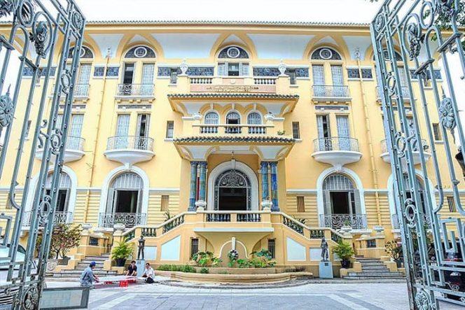 Musée des beaux-arts de Ho Chi Minh Ville