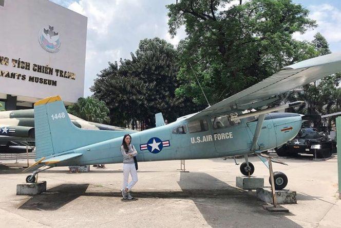 Musée des vestiges de la guerre