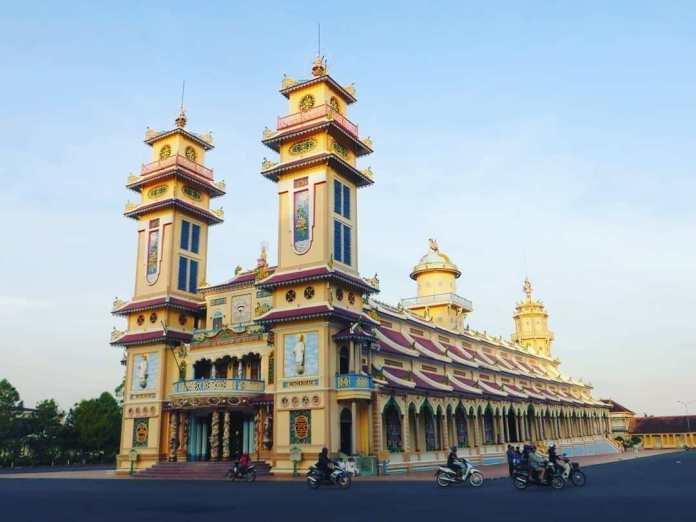 Nos conseils précieux pour visiter le temple Cao Dai Tay Ninh