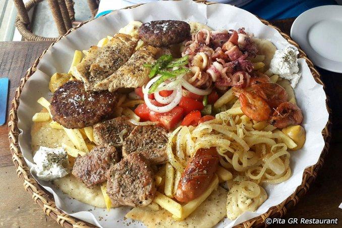 Pita GR Restaurant