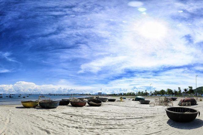 Plage de My Khe, Danang
