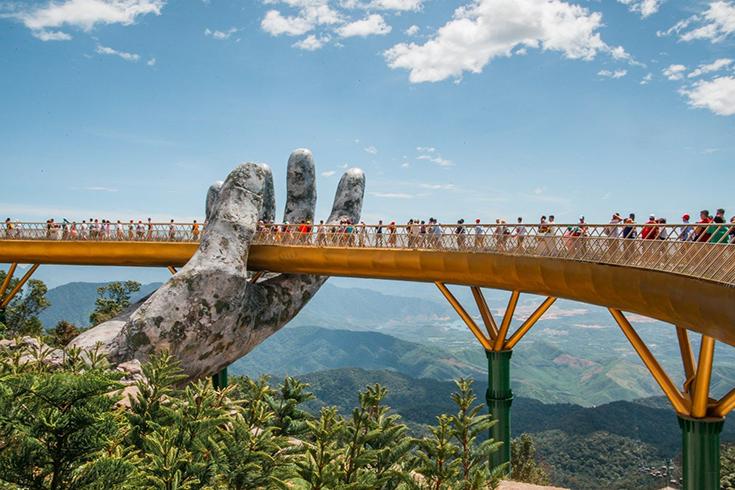 Pourquoi visiter le pont Golden Bridge