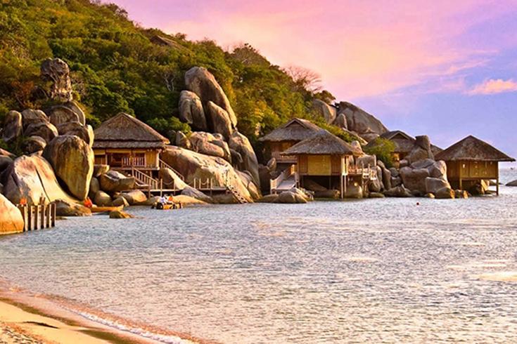 Pourquoi vous devriez vous rendre au lagon de Van Phong