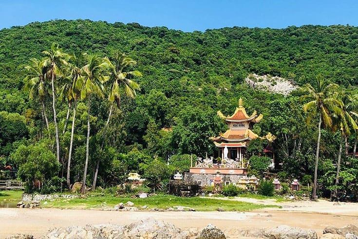 Que voir à l'île de Cham ( Cu Lao Cham)