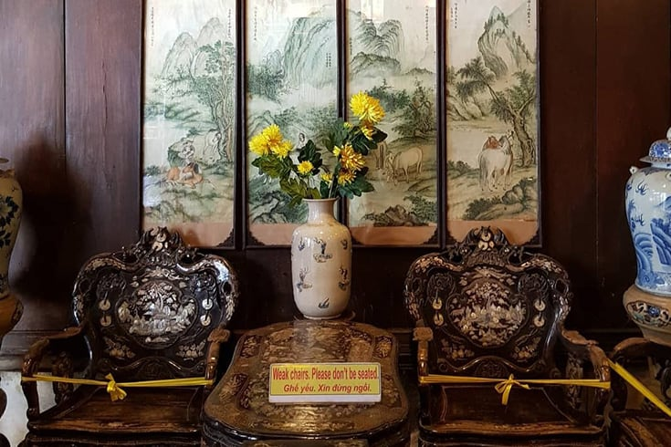 Que voir et faire à la vieille maison de Tan Ky