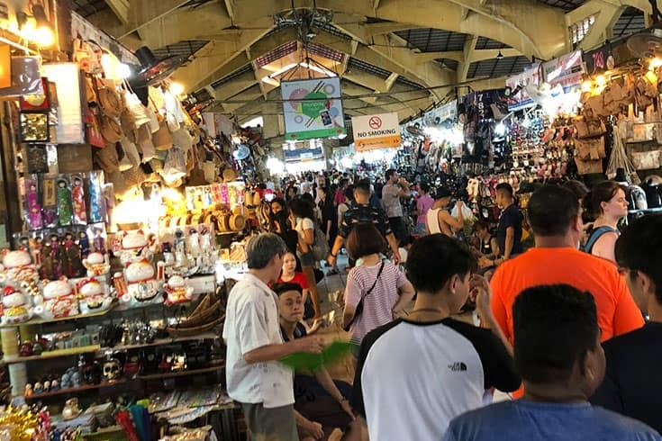 Quoi acheter au marché Ben Thanh
