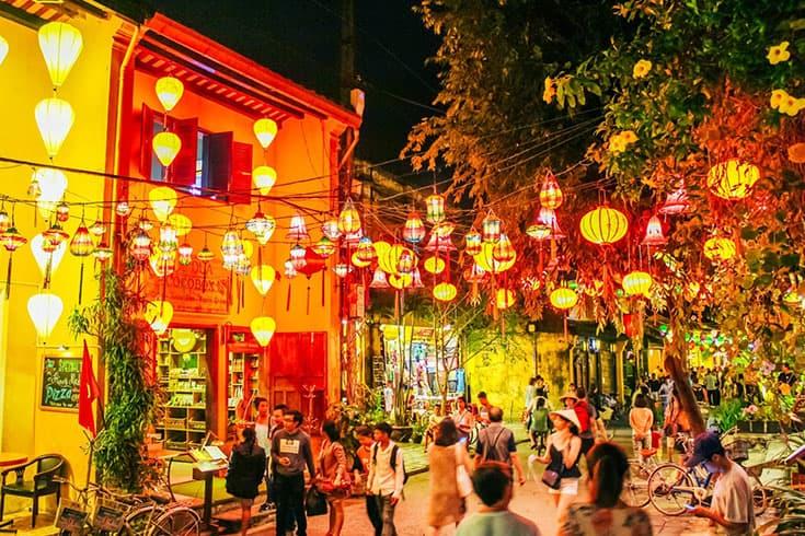 Religion de la ville de Hoi An