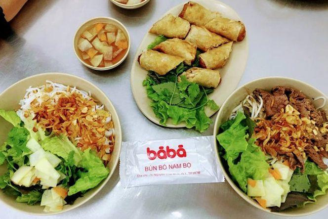 Restaurant Bun Bo Nam Bo – Ba Ba