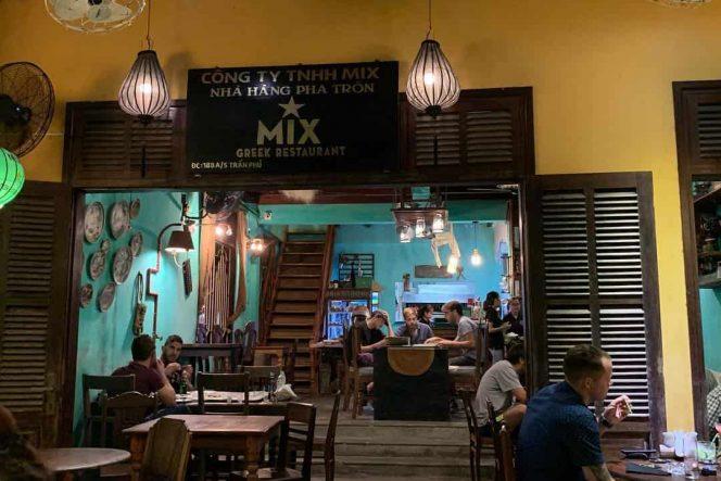 Restaurant MIX Greek