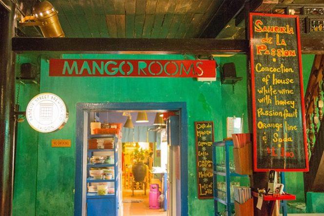 Restaurant Mango Mango