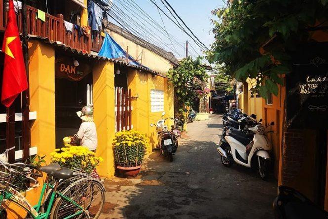 Restaurant Quan Chay Ba Dam Vegetarian