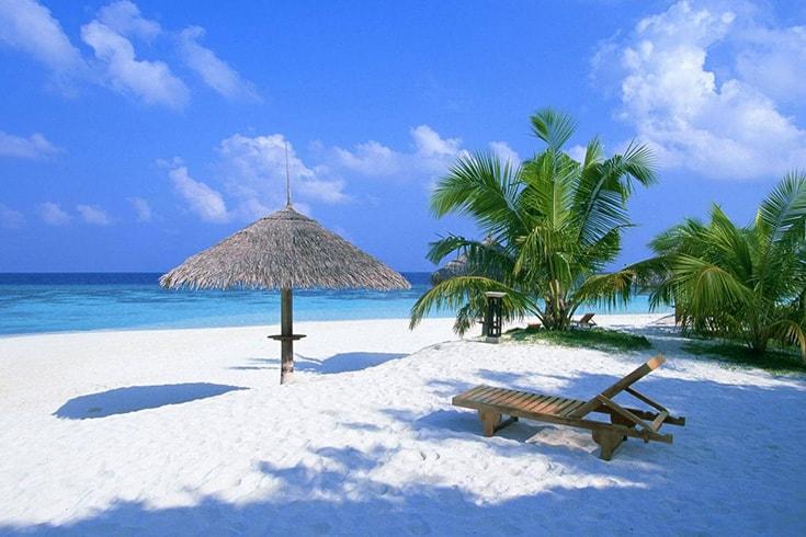 Se détendre sur les plages