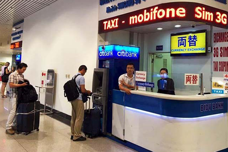 Services, installations et choses à faire à l'aéroport Ho Chi Minh