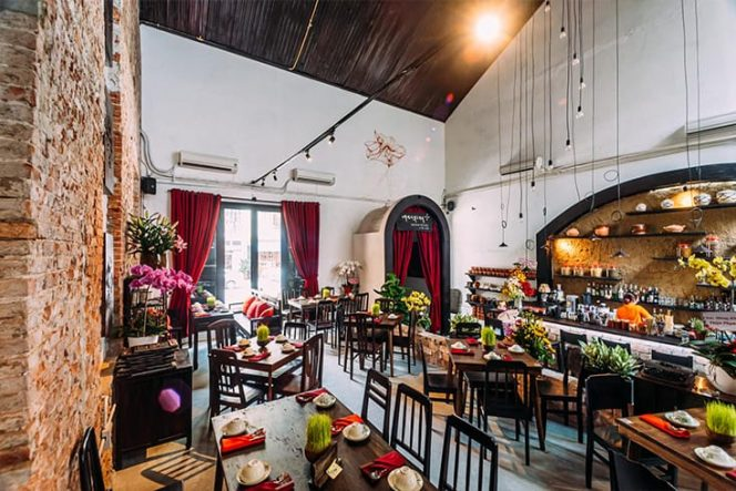 Shamballa Vegetarian Restaurant & Tea House