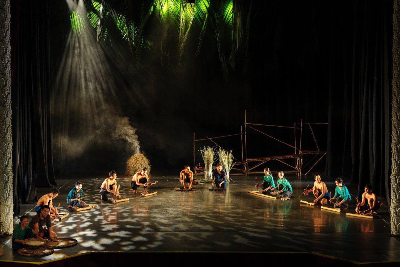 Spectacles à l'Opéra de Saigon