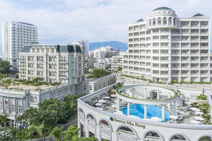 Sunrise Nha Trang Beach hotel