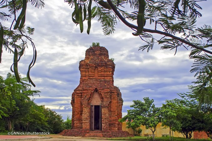 Tours Po Shanu Cham