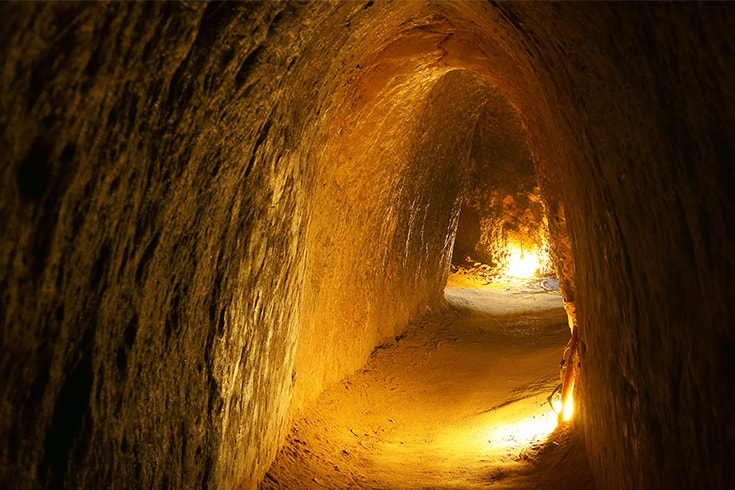 Tunnels Ben Dinh