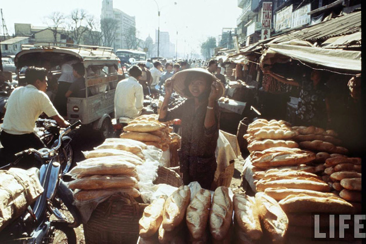 Une brève histoire de Banh Mi – Sandwich vietnamien