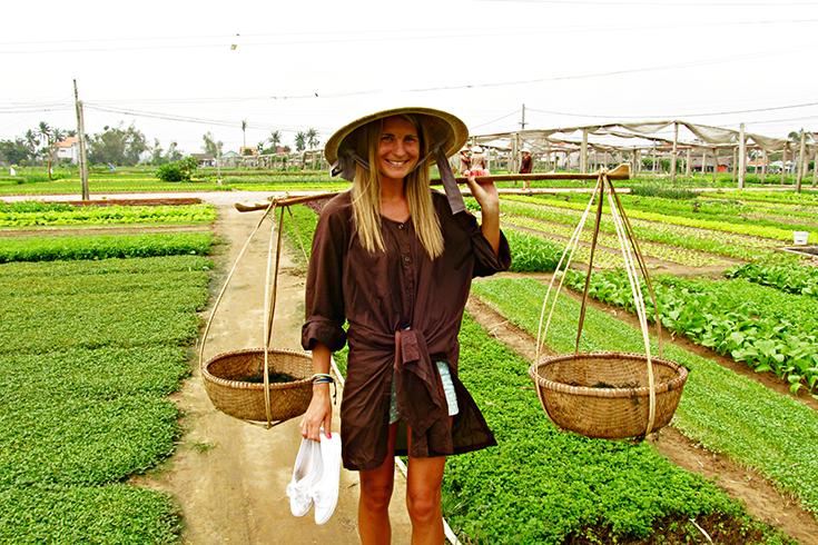 Visiter le village des légumes par vous-même