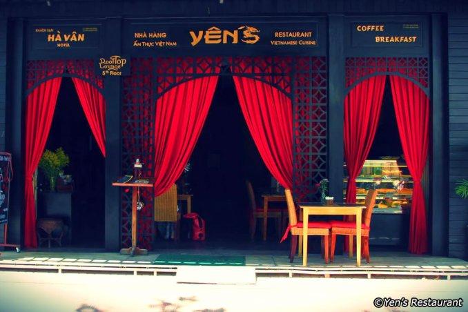 Yen's Restaurant Nha Trang