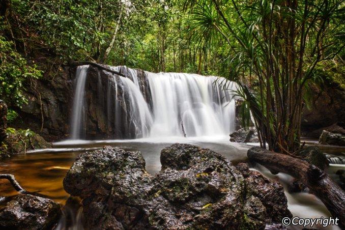 Cascade de Suoi Tranh