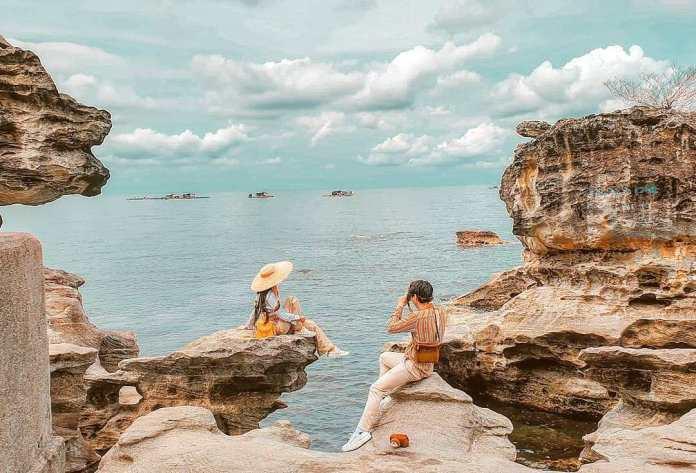 Découvrir le temple de Dinh Cau