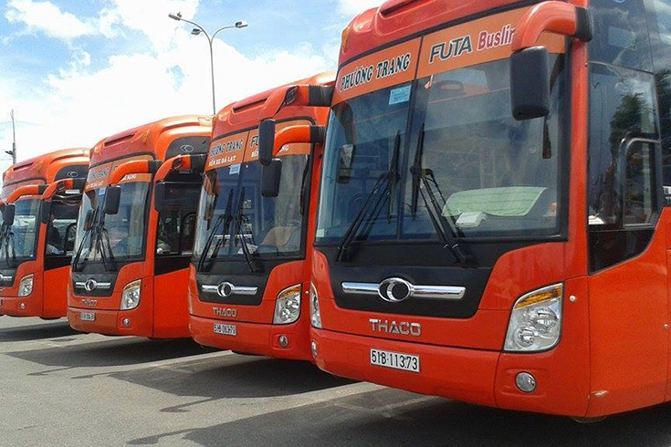 Ho Chi Minh à Phu Quoc en bus