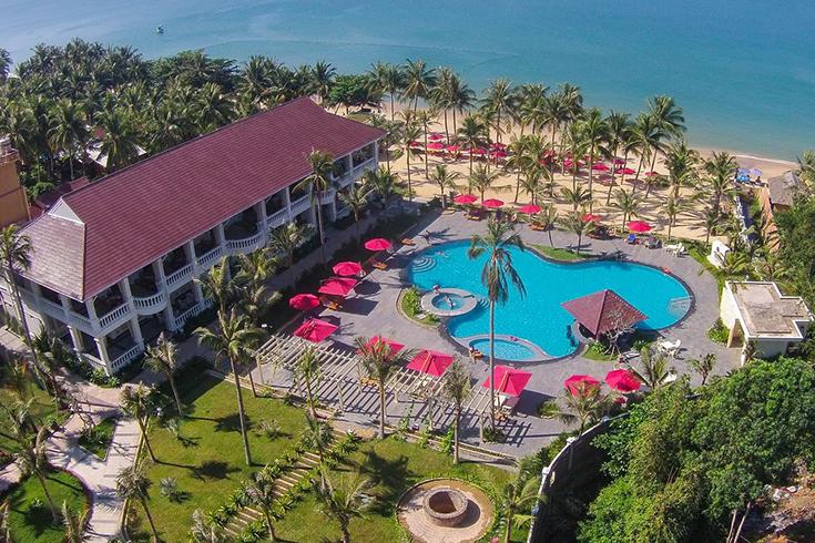 Hotel Richis Beach Resort Phu Quoc