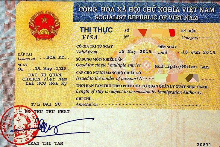 Informations sur les visas à Phu Quoc