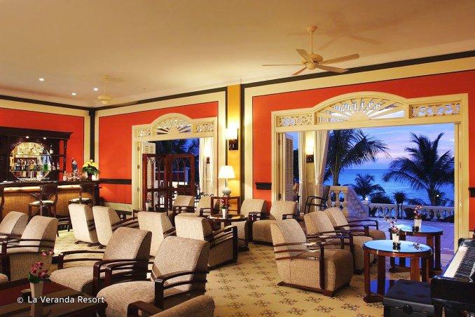 Le Bar à La Veranda Resort Phu Quoc