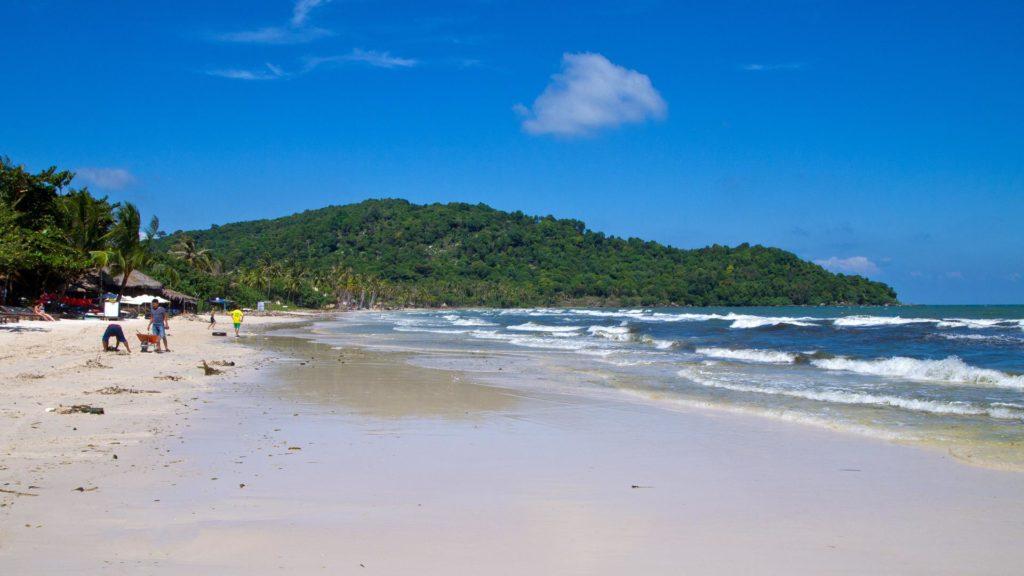 Plage de Bai Sao (Star Beach)
