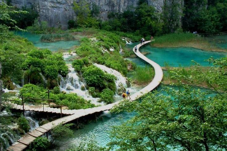 Topographie du parc national de Phu Quoc