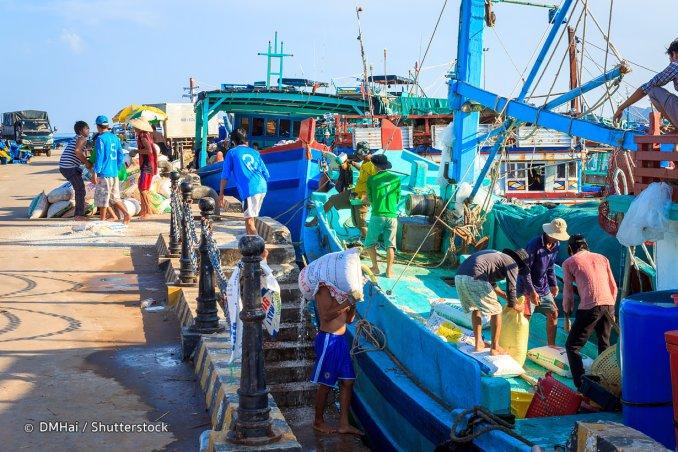 Village de pêche de Ham Ninh