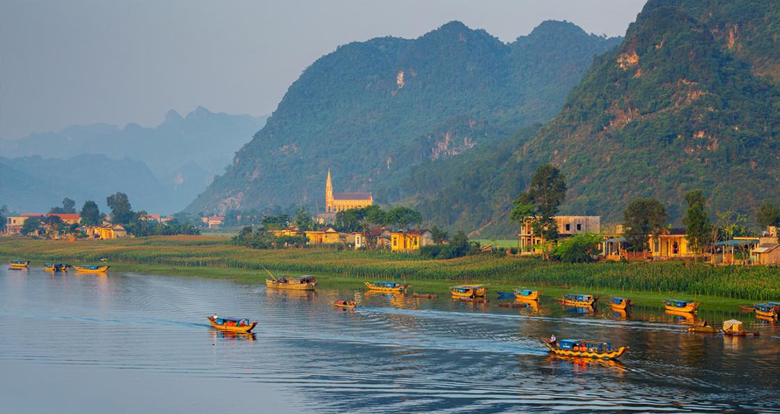 parc national de Phong Nha Ke Bang