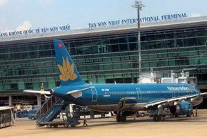Aéroport Ho Chi Minh ville
