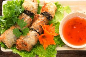 Alimentation au Vietnam