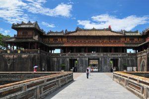 Beauté de la cité impériale Hué