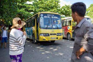 Comment aller de Danang à Hoi An